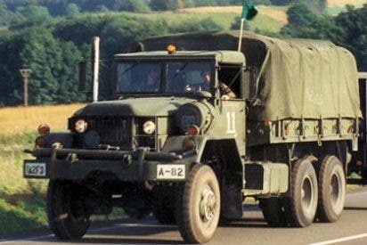 Un cabo reclama a Defensa 229.200 euros tras sufrir un accidente en un camión militar