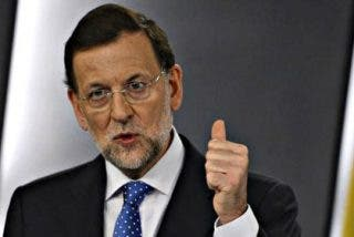 """Mariano Rajoy: """"No se va a producir ninguna consulta soberanista en Cataluña"""""""