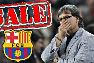 El 'Tata' Martino está hasta las bolas de la bronca del Barça y vuelve a Argentina a final de temporada