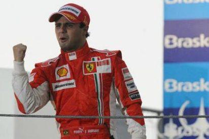 Massa se despide de Ferrari con un 'recado' para Alonso