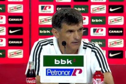 Mendilibar es la alternativa para el WBA