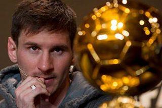 Messi ganará el Balón de Oro