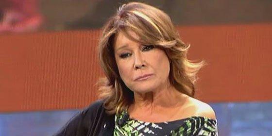 """Mila Ximénez, acorralada por el periodista Antonio Montero: """"¡Tú has sido destruida en 'Sálvame'! ¡Hacéis prostitución emocional!"""""""