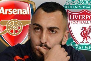Arsenal y Liverpool se 'pegan' por él