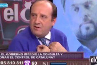 """Moeckel: """"Rajoy es Don Tancredo, se queda quieto como José Tomás, esperando a que le pasen los toros"""""""