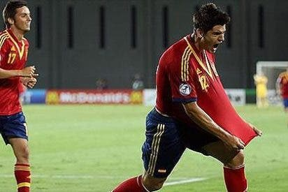 El Valencia negocia por Morata