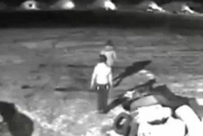 [Vídeo] Se mata delante de su novio arrodillada en una carretera tras un absurdo berrinche