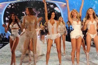 [Vídeo] ¿Quiere ver cómo los ángeles de Victoria's Secret se desmadran bailando 'twerking'?