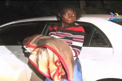 [Vídeo] Vende a su hija de 4 años en Facebook por 162 euros y cae en una trampa por pájara