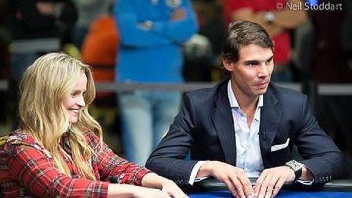 Rafa Nadal se marca un farol jugando a las cartas y gana 152 € en la 'PokerStars'
