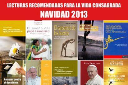 Los diez libros recomendados para la vida consagrada esta Navidad