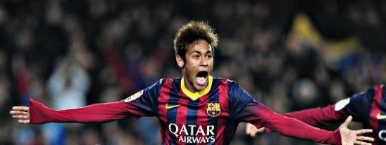 El Barça se impone con apuros al Villarreal con doblete de Neymar