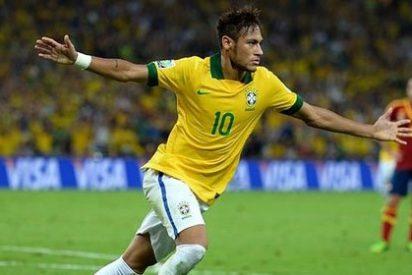 Las casas de apuestas dan como favorita a Brasil