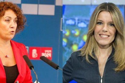 La diputada socialista que se salió del tiesto en Twitter contra la presentadora de la Lotería: