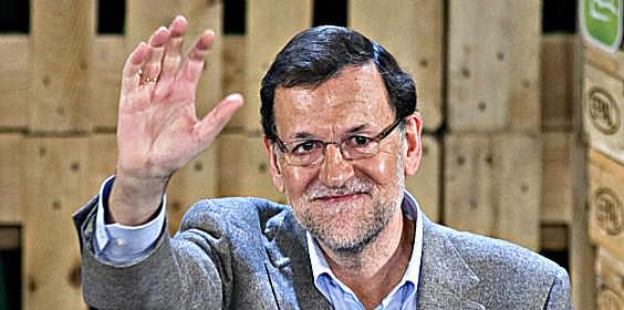El hijo de Rajoy es del Atlético