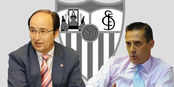 Ellos mandarán en el Sevilla