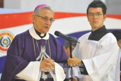 El obispo de Caacupé critica la corrupción
