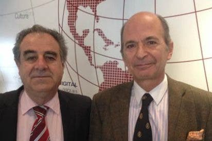 """Rodríguez Braun y Graciano Palomo: """"La Europa burocrática tiene que justificarse a sí misma"""""""