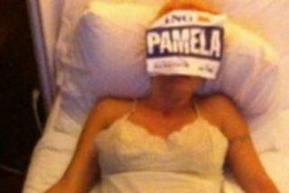 Así quedó Pamela Anderson tras el Maratón de Nueva York