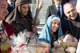 La primera Navidad de Francisco