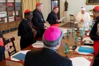 """Nuevo cónclave del """"G-8"""" cardenalicio"""