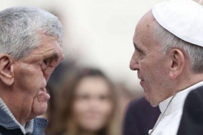 """""""El Papa es sencillo, cordial, da gusto oirlo"""""""
