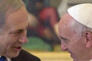Netanyahu invita al Papa a visitar Tierra Santa