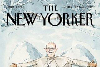 Francisco, también portada del New Yorker