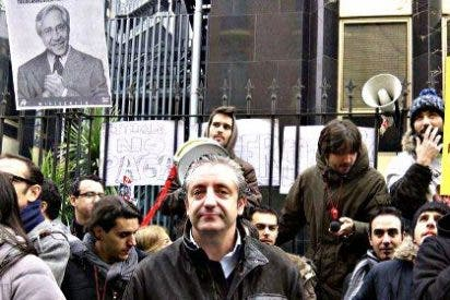 Pedrerol y 'Los Clones' se suman a las protestas de las 'víctimas' de Intereconomía