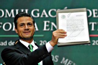 El presidente Peña Nieto abre el petróleo de México al capital privado