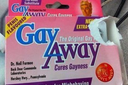 Las pastillas 'Gay Away' con sabor a pene que 'curan' a homosexuales sin remedio levantan ampollas