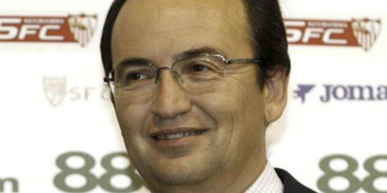 Pepe Castro, nuevo presidente del Sevilla