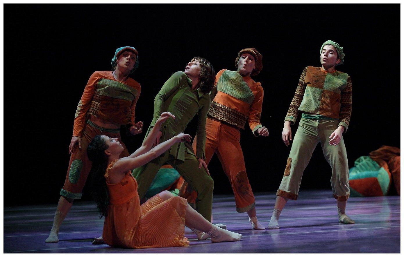 Peter Pan en clave de danza
