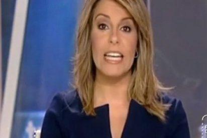 [VÍDEO] El dolor de cabeza de los 'micrófonos abiertos': Pilar García Muñiz protagoniza el último descuido en TVE