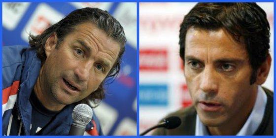 Las dos opciones que maneja el Valencia