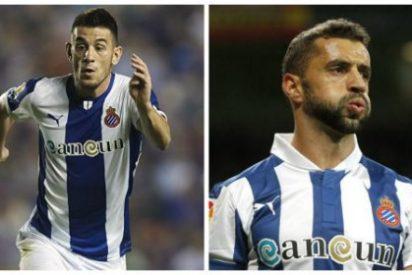 Pizzi y Simao quieren irse del Espanyol
