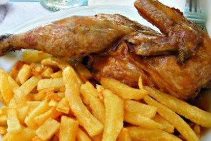 El 'triste' menú navideño del presidiario Luis Bárcenas