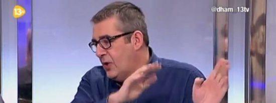 """Máximo Pradera: """"Zapatero la ha cagado del derecho y del revés, y tiene las santas narices de querer lucrarse en Navidad con su libro e ir a laSexta a hacer publicidad"""""""