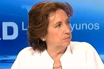 """Victoria Prego: """"El registro de la sede del PP es un espectáculo bochornoso que debería avergonzarnos a todos"""""""