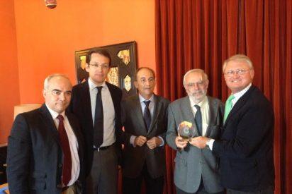 """Loyola Andalucía, premio """"Andalucía en Positivo"""" de la COPE"""