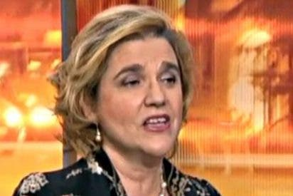"""Pilar Rahola se escrespa y tilda a Albert Rivera de """"falangista"""", """"antimoderno"""" y """"antidemocrático"""""""
