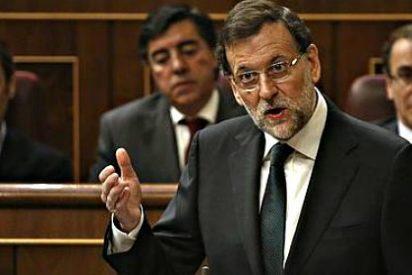 Mariano Rajoy reparte estopa a diestro y siniestro en el Congreso