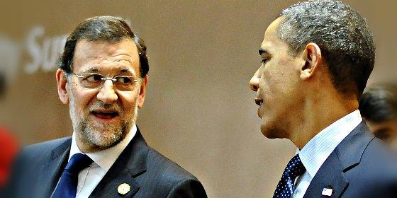Rajoy acepta la invitación de Obama y visitará la Casa Blanca el 13 de enero de 2014