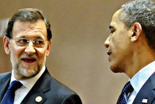 Barack Obama a Mariano Rajoy:
