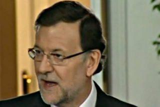 El optimismo de Mariano Rajoy se estrella con el pesimismo de la calle