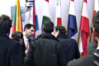 ¡Increible pero cierto!: Un 'securata' da el alto a Rajoy y le obliga a identificarse