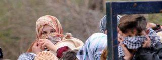 Mueren de hambre 15 palestinos en un campamento de refugiados sirio