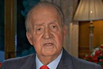 """El Rey Juan Carlos: """"La crisis habrá pasado cuando los parados españoles puedan trabajar"""""""