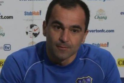 El Barcelona piensa en Roberto Martínez