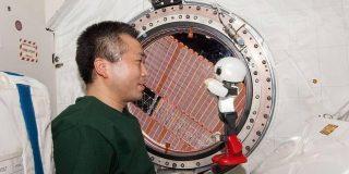 ¿Quiere asistir a la primera conversación entre un robot y un humano en el espacio?